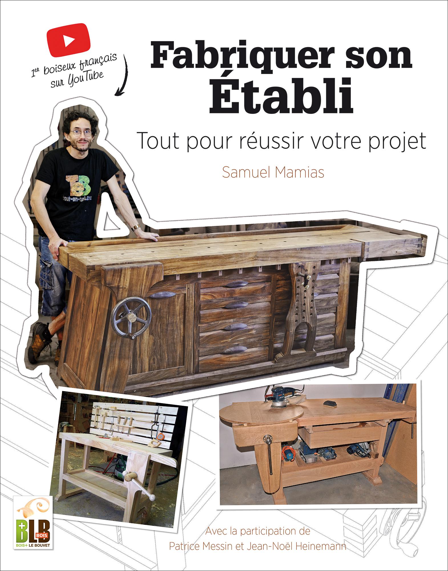 Comment Fabriquer Un Mobile En Bois boutique blb-bois - fabriquer son établi