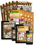 Abonnement Le Bouvet/BOIS+ + Application