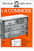 Plan Guide - commode Louis XV